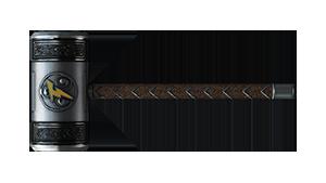 Thunderbolt Hammer