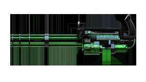 Gatling Gun-Razer