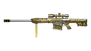 Barrett M82A1-Noble Beast