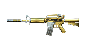 M4A1-S-Jewelry-Noble Gold