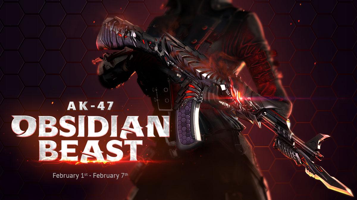 AK-47 Obsidian Beast VIP Pre-Sale! [February 1st - February 7th]