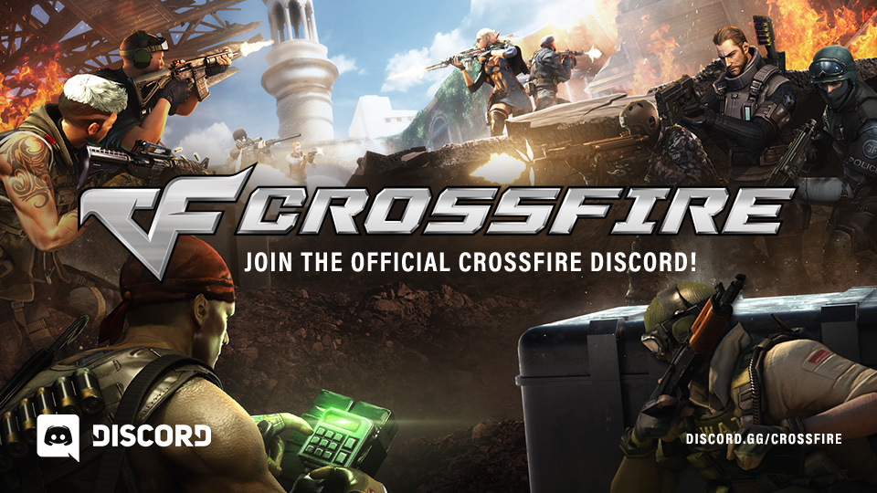 Crossfire's Official Discord - Z8Games